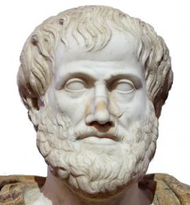 Aristotle, the great Philosopher of the Catholic homechool curriculum.