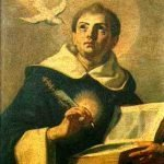 St. Thomas Aquinas, patron saint of students
