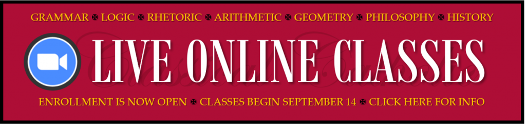 Catholic Homeschool Curriculum Online Classes