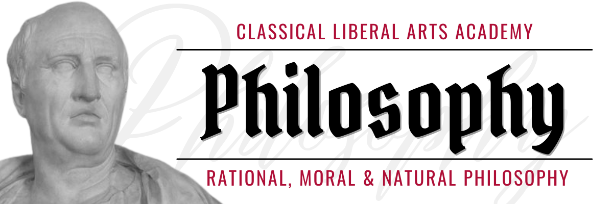 Study Philosophy in the Classical Liberal Arts Academy