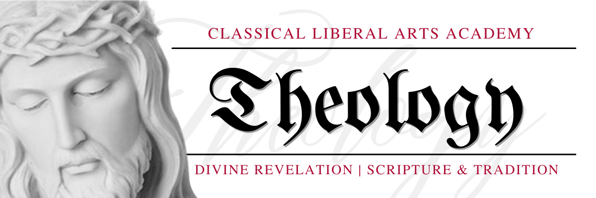 Study Catholic Theology in the Classical Liberal Arts Academy