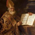 St. Ambrose of Milan (AD 340-397)
