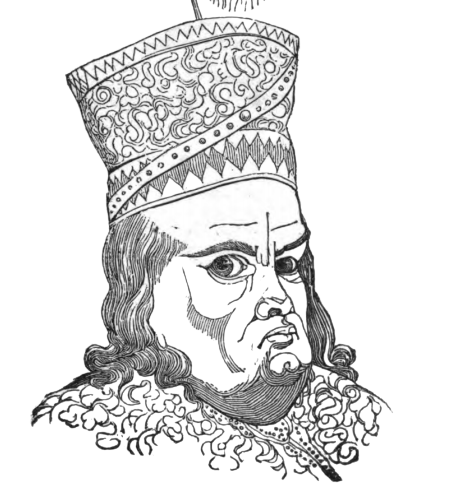 Picture of the Oligarch in Theophrastus' Characters