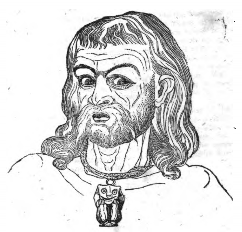 The Superstitious man from Theophrastus' Characters