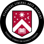 The Classical Liberal Arts Academy logo.