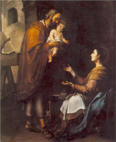 Picture of the Holy Family