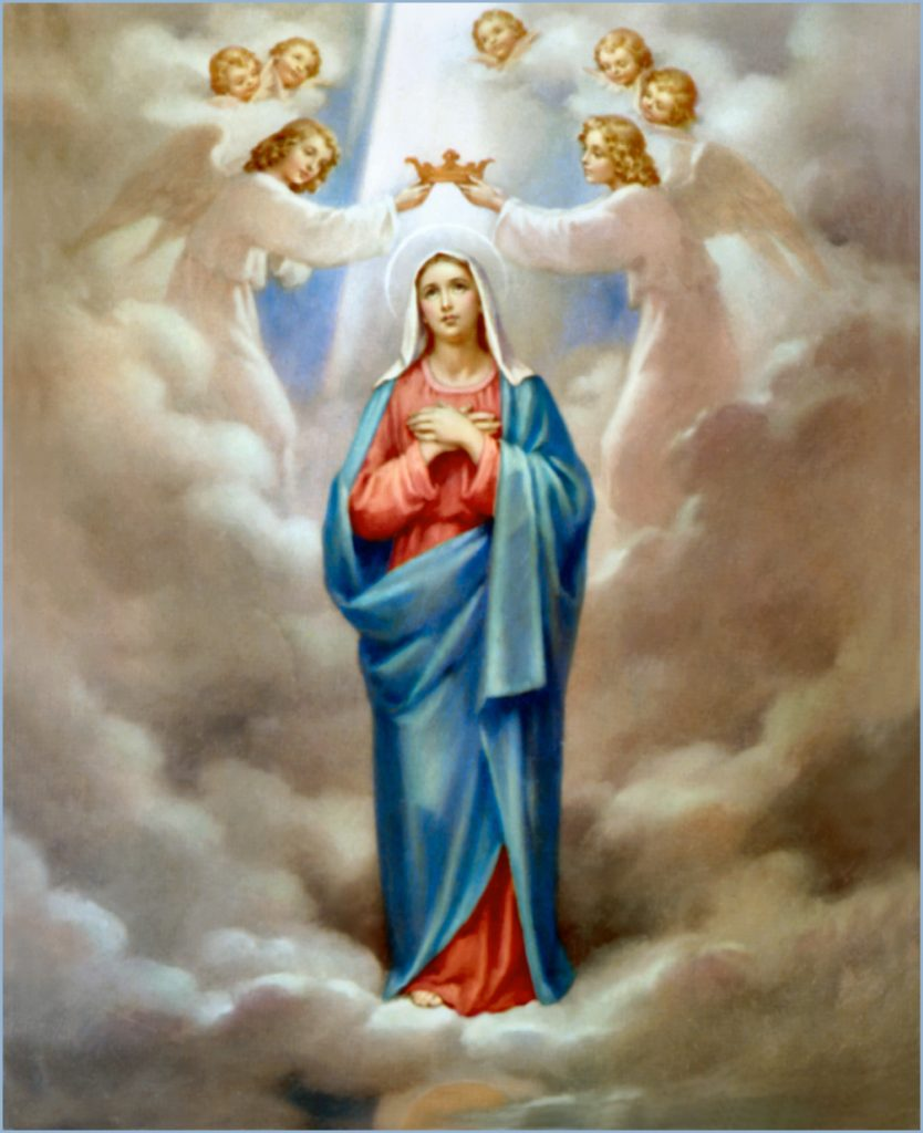 Our Lady reveals why we Pray the Rosary.