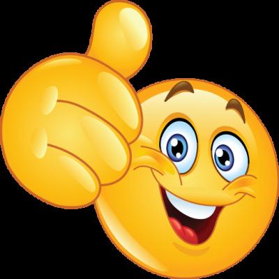 Smiley emoji for CLAA Petty School courses.